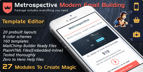 Email Template Builder Call To Action - Emailement